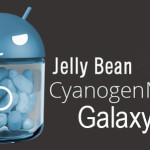 CyanogenMod 10.2 para Galaxy 5