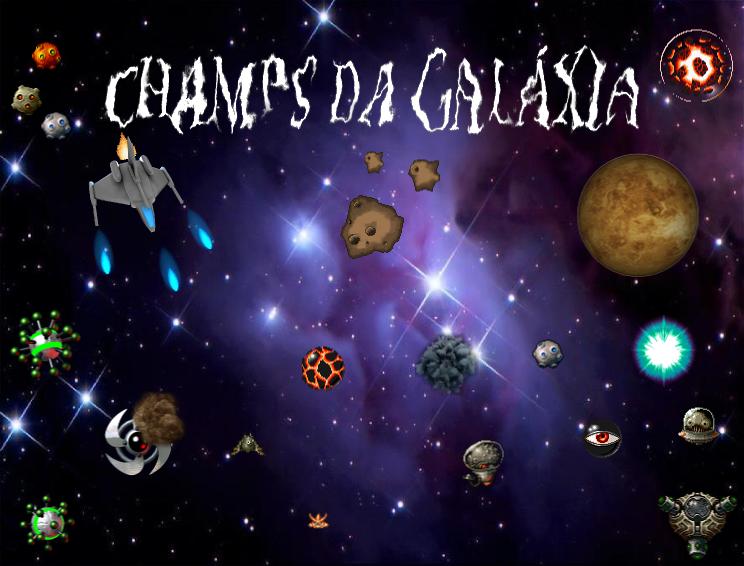 champs da galaxia