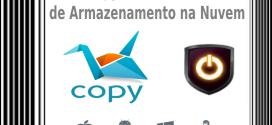 Copy – Tenha 15GB de Armazenamento na Nuvem