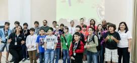 Evento que ensina crianças a programar com Minecraft